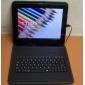 micro d'interface 9,7 pouces étui en cuir de protection avec clavier
