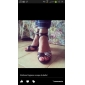 ballroom latin skor satin övre med kristall skor balsal praxis för kvinnor