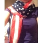 Statele Unite ale Americii Flag model Eșarfă