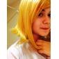 Peruci de Cosplay Vocaloid Kagamine Rin Auriu Short Anime/ Jocuri Video Peruci de Cosplay 40 CM Fibră Rezistentă la Căldură Feminin