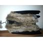 vestă de blană cu mâneci guler de iepure / raton partid blana vesta (mai multe culori)