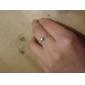 Inele Lovely Platinum cristal femei placate lui