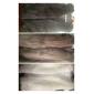vestă de blană cu guler fără mâneci delicat în ocazional blănuri false / vesta de partid (mai multe culori)
