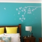 decorare copac autocolante de perete