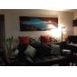 toile set PaysageTrois Panneaux Horizontale Imprimer Art Décoration murale For Décoration d'intérieur