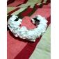 headpieces pentru ocazii speciale / floare fată cu flori de hârtie frumoasă