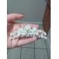 pietre superba cu imitație perla nunta caciula de mireasa
