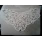 Împăturit în partea de sus Invitatii de nunta Stil Floral Hârtie perlă 6 ½