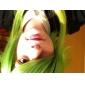 Perruques de Cosplay Vocaloid Gumi Manga/Jeux Vidéo Perruques de Cosplay 45 CM Fibre résistante à la chaleur Féminin