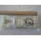 Oțel inoxidabil Favoruri practice Mărturii petrecere ceai Temă Clasică Alb / Verde Panglici / Etichetă