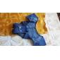 Chien Pantalons Vêtements pour Chien cow-boy Mode Jeans Bleu Costume Pour les animaux domestiques