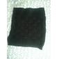 Piața Grid tricotate Pachetul Hip fusta neagra (talie :58-79cm Hip :90-104 Lungime: 56cm)