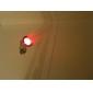 3 inch, ABS cap de duș cu lumina de culoare schimbare a condus