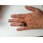 Dame Inele Afirmatoare bijuterii de lux Pietre sintetice Aliaj Bijuterii Pentru Petrecere Zilnic