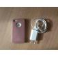 eu brancher le chargeur USB pour iPhone 4 / 4s, iphone 5 / 5s et 6s iphone 6 plus iphone 7 (5v, 1.5a)