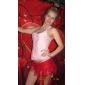 LuckyOne femei Concise Pink Corset