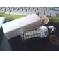 3W 300-350 lm E26/E27 LED-lampa T 27 lysdioder SMD 5050 Kallvit AC 85-265V