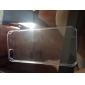 Maska Pentru iPhone 5 Carcasă iPhone 5 Transparent Capac Spate Culoare solidă Greu PC pentru iPhone 5