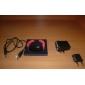 qt19 Bluetooth 2.0 ceas răspuns apel (vibratoare și de asteptare, mp3, anti-pierde, suport cască)