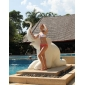 Doamnelor Sexy Diamond Bikini Costume de baie