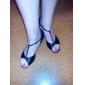 satin supérieure chaussures danse de salon des chaussures pour les femmes latino plusieurs couleurs