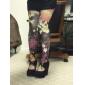 Feminin Imprimeu Legging,Spandex