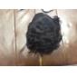 capless hauteur du menton la nature des cheveux 100% humains perruque cheveux bouclés chercher 5 couleurs au choix