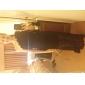 Coloană / Teacă Pe Umăr Lungime Podea Dantelă Seară Formală Bal Militar Rochie cu Dantelă de TS Couture®