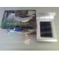 Outdoor Solar Power 16 LED Motion Sensor Detektor Security Trädgård Ljus Lampor (CIS-57238)