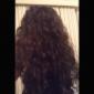 Espagnol Curly New Fashion Style Lace Wigs 100% cheveux humains de Remy d'Indien Perruques