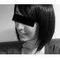 Capless Kort Brun vågig högkvalitativa syntetiska japanska Kane kort du något peruker