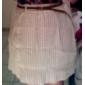 Femei Pleated Chiffon fusta mini