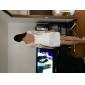 Coloană / Teacă Pătrat Mini / Scurt Dantelă Rochie de mireasă cu Aplică de LAN TING BRIDE®