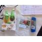 1 st Vitlök Skalare & rivjärn For för grönsaker Plast Hög kvalitet Miljövänlig Kreativ Köksredskap
