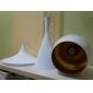 Max 60W Style mini Peintures Métal Lampe suspendue Chambre à coucher / Salle à manger
