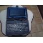 7 inch din piele de caz cu Stylus tastatură și Micro USB pentru Tablet PC
