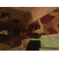 Pantofi pentru femei - Piele de Căprioară - Toc Stiletto - Decupați - Sandale - Rochie - Negru