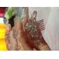 femei de aluminiu căști-păr de ocazie nunta pieptene stil elegant