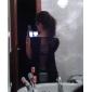 Femei Punk deschis Inapoi Skull Tassel Sleevless Sexy Vest