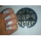 Fleur Bout des Ongles  Faux Ongles Nail Art Salon design Maquillage cosmétique