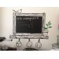 Cuvinte & Citate Tablă de scris cu creta Vintage Perete Postituri Autocolante perete plane Autocolante de Perete Decorative Material