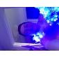 10m 100 leds halloween dekorativa lampor festlig remsa ljus-vanliga blå stränglampor (220v)