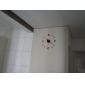 Modern/Contemporan Altele Ceas de perete,Rotund Acrilic 10 x 10 x 8(3.9