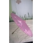 Mătase Ventilatoare și umbrele de soare Piece / Set Umbrele de soare Temă Florală Roz19