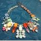 mai multe bijuterie culoare colier femei
