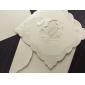 clasic floral invitatie de nunta relief cu boeknot-set de 50/20