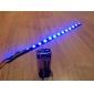 Fâșii De Lumini LED 30CM Roșu/Alb/Albastru