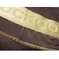 sexy transparent margine de aur tifon moale de lenjerie de corp pentru barbati