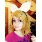 Peruci de Cosplay Vocaloid Kagamine Rin Auriu Mediu Anime/ Jocuri Video Peruci de Cosplay 45 CM Fibră Rezistentă la Căldură Feminin