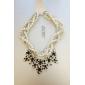 pentru femei de moda colier de perle